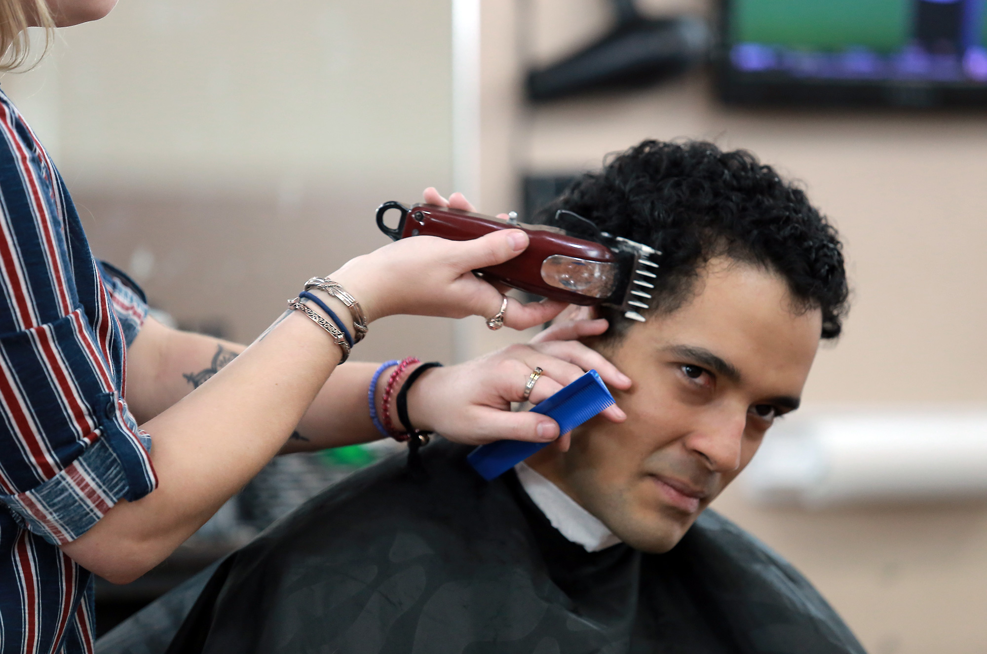 Our Restricted Barber program provides training in everything from precision haircutting, color and texture to skincare, shaving and grooming.